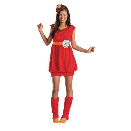 Sesame Street Elmo Costume - Kids
