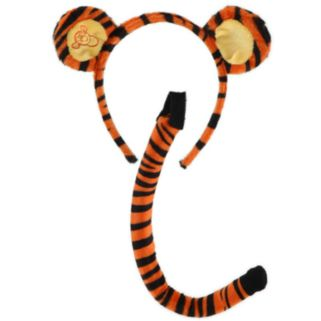 Disney Winnie the Pooh Tigger Ears and Tail Set - Kids