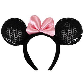 Disney Mickey Mouse & Friends Minnie Mouse Ears Headband - Kids