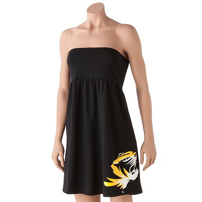 Missouri Tigers Sideline Cover-Up Dress