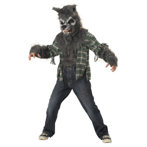 Howling at the Moon Costume - Kids