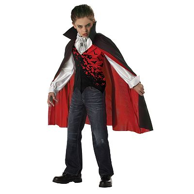 Prince of Darkness Costume - Kids