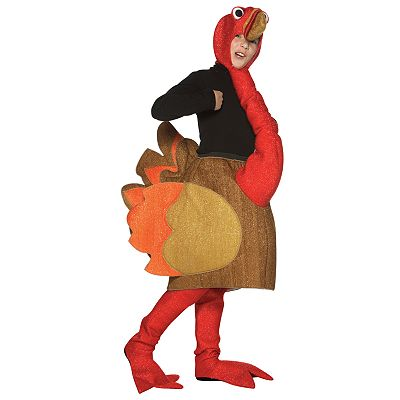 Turkey Costume - Kids