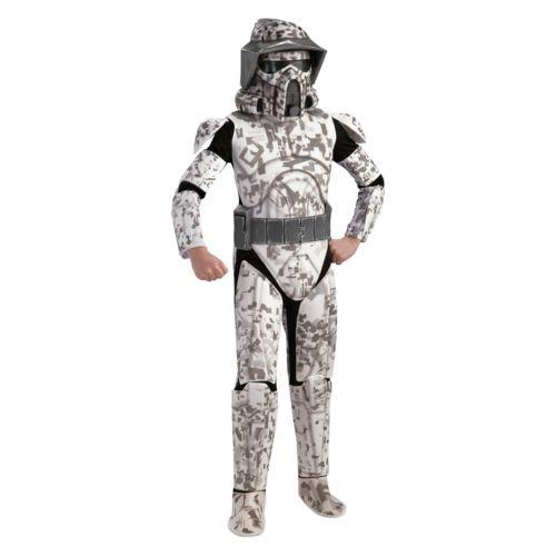 Star Wars The Clone Wars Advanced Recon Force Trooper Costume - Kids