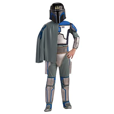 Star Wars The Clone Wars Pre Vizsla Costume - Kids