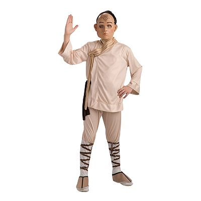 The Last Airbender Aang Deluxe Costume - Kids