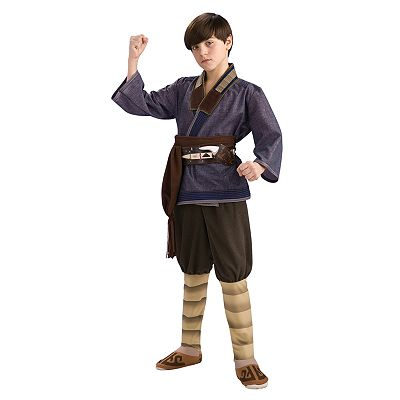 The Last Airbender Sokka Deluxe Costume - Kids