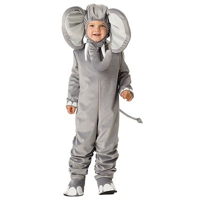 Lil' Elephant Costume - Kids
