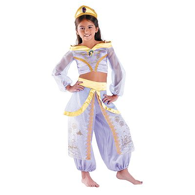 Disney Storybook Jasmine Costume - Toddler/Kids
