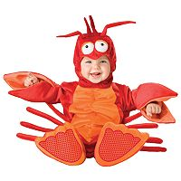 Lil' Lobster Costume - Baby