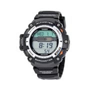 Casio� Twin Sensor� Digital Chronograph Watch - Men