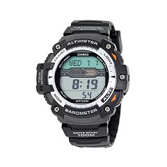 Casio Men's Twin Sensor Digital Chronograph Watch - SGW300H-1AV