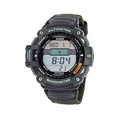 Casio Men's Twin Sensor Digital Chronograph Watch - SGW300HB-3AV