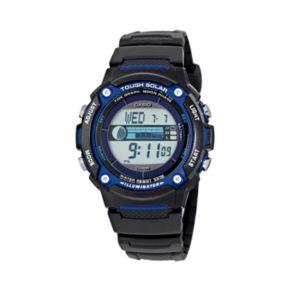 Casio Men's Tough Solar Illuminator Tidal & Moon Graph Digital Chronograph Watch - WS210H-1AV