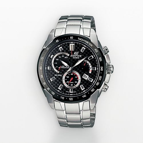 Casio Edifice Stainless Steel Chronograph Watch $ 122.50