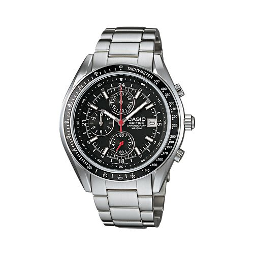 Casio Edifice Stainless Steel Chronograph Watch $ 84.00