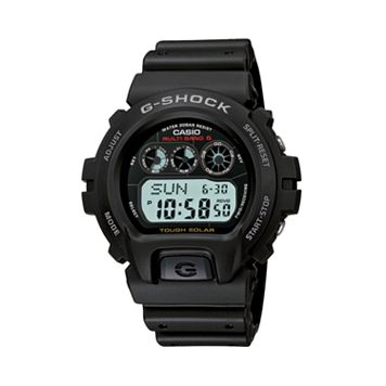 Casio Men's G-Shock Tough Solar Atomic Digital Chronograph Watch - GW6900-1
