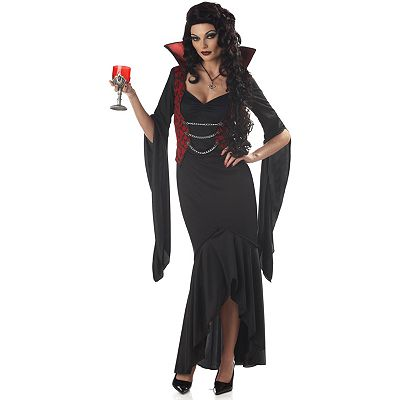 Madame Macabre Costume - Adult