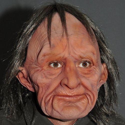 Old Man Mask - Adult