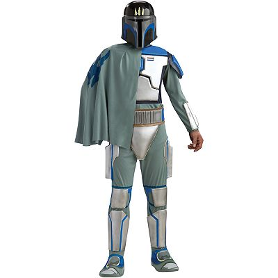 Star Wars The Clone Wars Pre Vizsla Costume - Adult