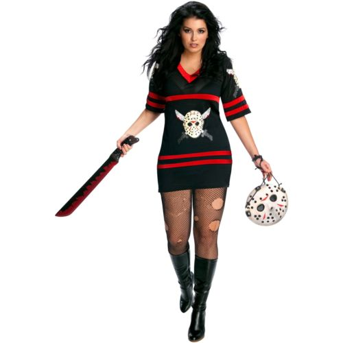 Miss Voorhees Costume - Adult Plus