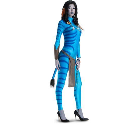 James Cameron's Avatar Neytiri Costume - Adult