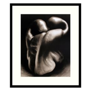 Pepper No. 30 Framed Art Print by Edward Weston