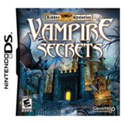 Nintendo DS Hidden Mysteries: Vampire Secrets
