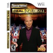 Nintendo Wii Deal or No Deal: Special Edition