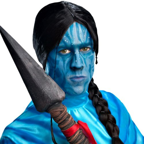 James Cameron's Avatar Jake Sully Wig - Adult