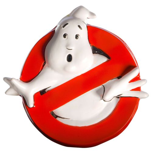 Ghostbusters Logo Decoration
