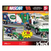 NASCAR Dale Earnhardt, Jr. Transport Rig Building Set by K'NEX