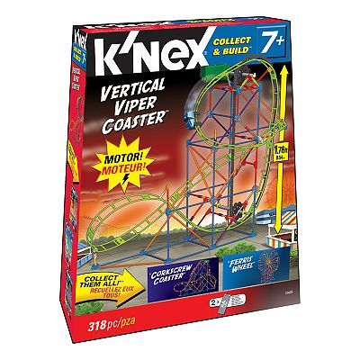 K'NEX Collect and Build Vertical Viper Building Set
