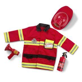 Melissa and Doug Fire Chief Costume - Kids