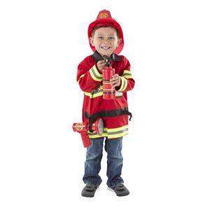 Melissa & Doug Fire Chief Costume - Kids