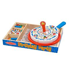 Melissa & Doug Birthday Party Set