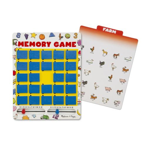 Melissa and Doug Flip To Win Memory Game