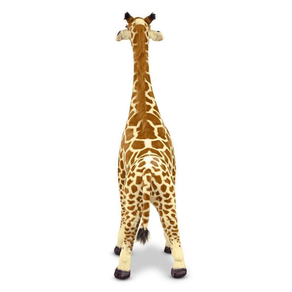 Melissa and Doug Plush Giraffe