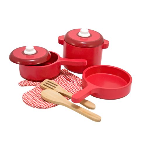 Melissa and Doug Kitchen Accessory Set