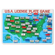 Melissa and Doug License Plate Game