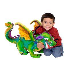 Melissa & Doug Plush Dragon