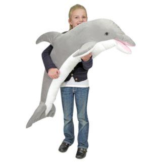 Melissa and Doug Plush Dolphin