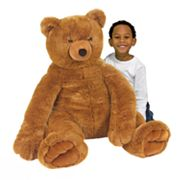 Melissa and Doug Plush Jumbo Teddy Bear
