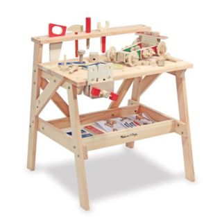 Melissa and Doug Wooden Project Workbench
