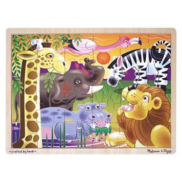 Melissa & Doug African Plains Jigsaw Puzzle