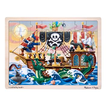 Melissa & Doug 48-pc. Pirate Adventure Jigsaw Puzzle