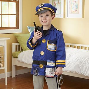 Melissa and Doug Police Officer Costume - Kids