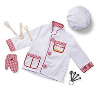 Melissa & Doug Chef Costume - Kids
