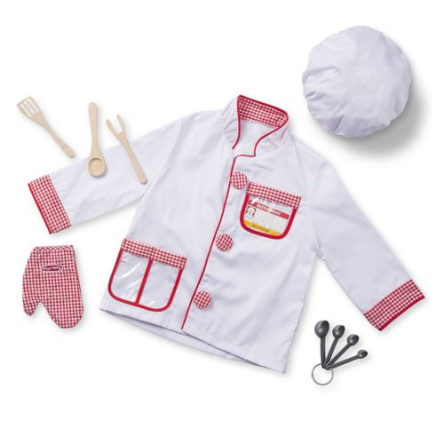 Melissa and Doug Chef Costume - Kids