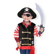 Melissa and Doug Pirate Costume - Kids
